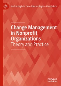 Cover Change Management in Nonprofit Organizations