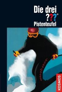 Cover Die drei ???, Pistenteufel (drei Fragezeichen)