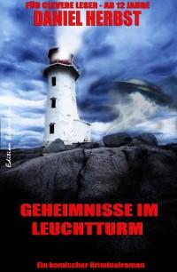 Cover Geheimnisse im Leuchtturm