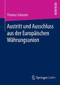Cover Austritt und Ausschluss aus der Europäischen Währungsunion