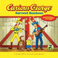 Cover Curious George Harvest Hoedown (CGTV)