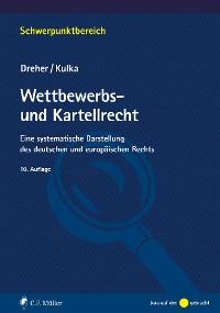 Cover Wettbewerbs- und Kartellrecht