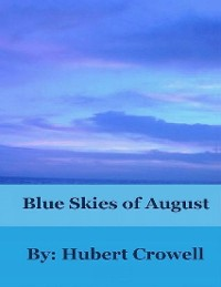 Cover Blue Skies of August