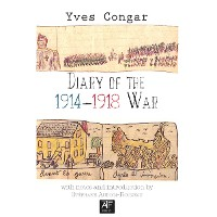 Cover Diary of the 1914-1918 War