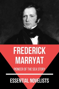 Cover Essential Novelists - Frederick Marryat