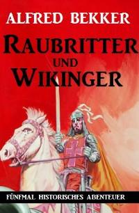 Cover Raubritter und Wikinger