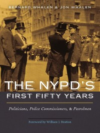 Cover The NYPD's First Fifty Years