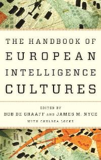 Cover Handbook of European Intelligence Cultures