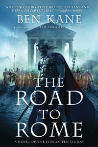 Cover Road to Rome