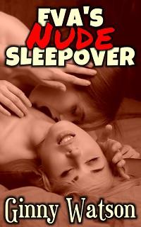 Cover Eva's Nude Sleepover
