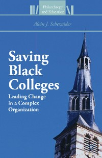 Cover Saving Black Colleges
