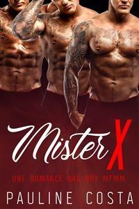 Cover Mister X - Livre 1
