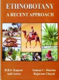 Cover Ethnobotany - A Recent Approach