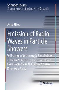 Cover Emission of Radio Waves in Particle Showers