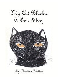 Cover My Cat Blackie