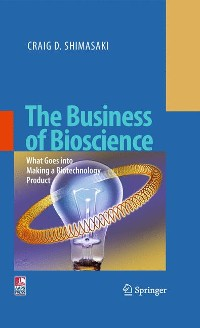 Cover The Business of Bioscience