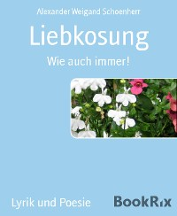 Cover Liebkosung