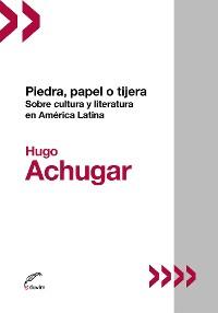 Cover Piedra, papel o tijera.