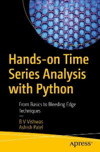 Cover Hands-on Time Series Analysis with Python