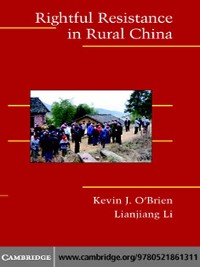 Cover Rightful Resistance in Rural China