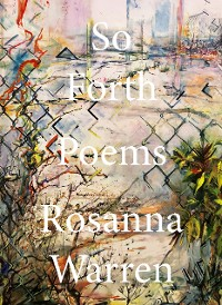 Cover So Forth: Poems