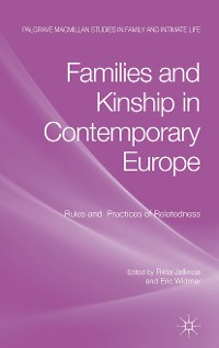 Cover Families and Kinship in Contemporary Europe