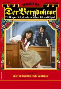 Cover Der Bergdoktor 2048 - Heimatroman