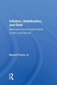 Cover Inflation, Stabilization, And Debt
