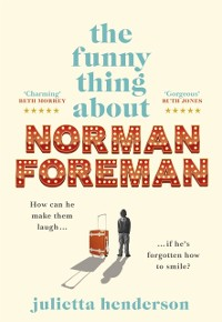 Cover Funny Thing about Norman Foreman