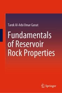 Cover Fundamentals of Reservoir Rock Properties