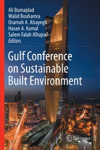 Cover Gulf Conference on Sustainable Built  Environment