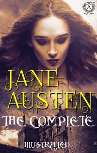Cover Jane Austen - The Complete (illustrated)