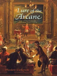 Cover Lure of the Arcane