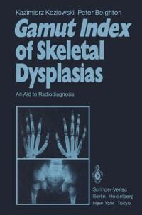 Cover Gamut Index of Skeletal Dysplasias