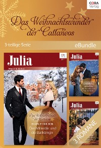 Cover Das Weihnachtswunder der Cattaneos (3-teilige Serie)