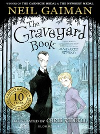 Cover The Graveyard Book