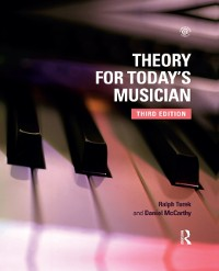 Cover Theory for Today's Musician Textbook