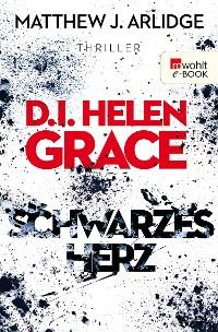 Cover D.I. Grace: Schwarzes Herz