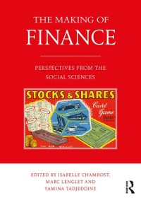 Cover Making of Finance