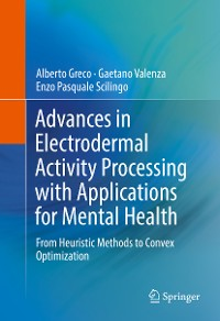 Cover Advances in Electrodermal Activity Processing with Applications for Mental Health