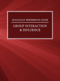 Cover Sociology Reference Guide: Group Interaction & Influence