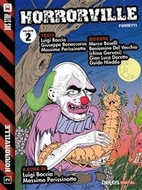 Cover Horrorville 2