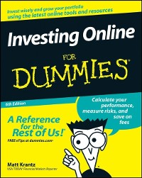 Cover Investing Online For Dummies