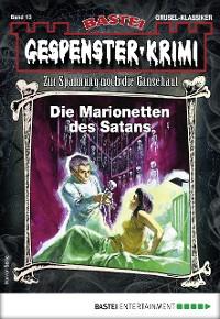 Cover Gespenster-Krimi 13 - Horror-Serie