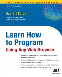 Cover Learn How to Program Using Any Web Browser
