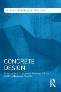 Cover Concrete Design