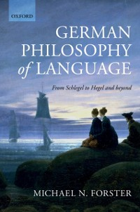 Cover German Philosophy of Language