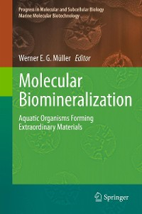 Cover Molecular Biomineralization
