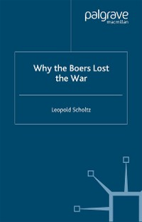 Cover Why the Boers Lost the War