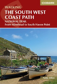 Cover The South West Coast Path